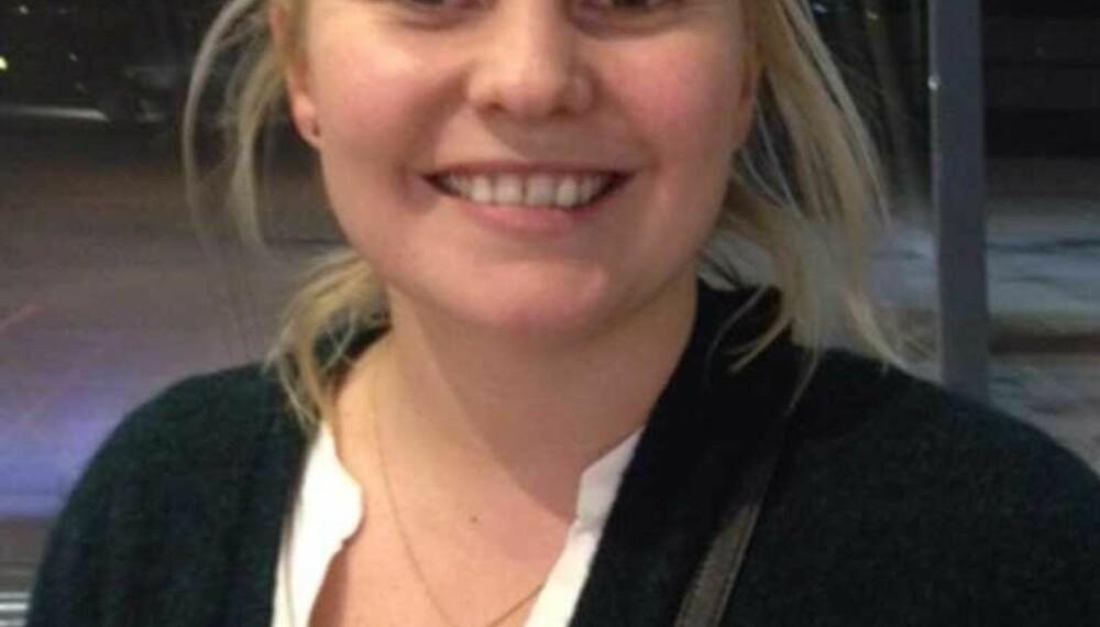 Stipendiat ved Norges Idrettshøgskule Julie Stang mener det ikke er farlig å trene ute i den strenge kulda som frisk, voksen.