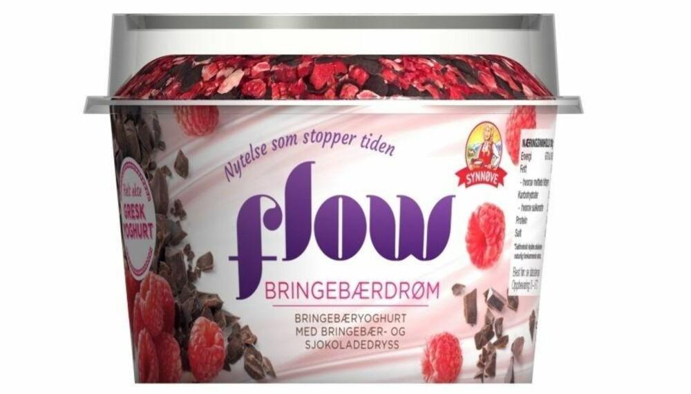 FLOW fra Synnøve Finden.