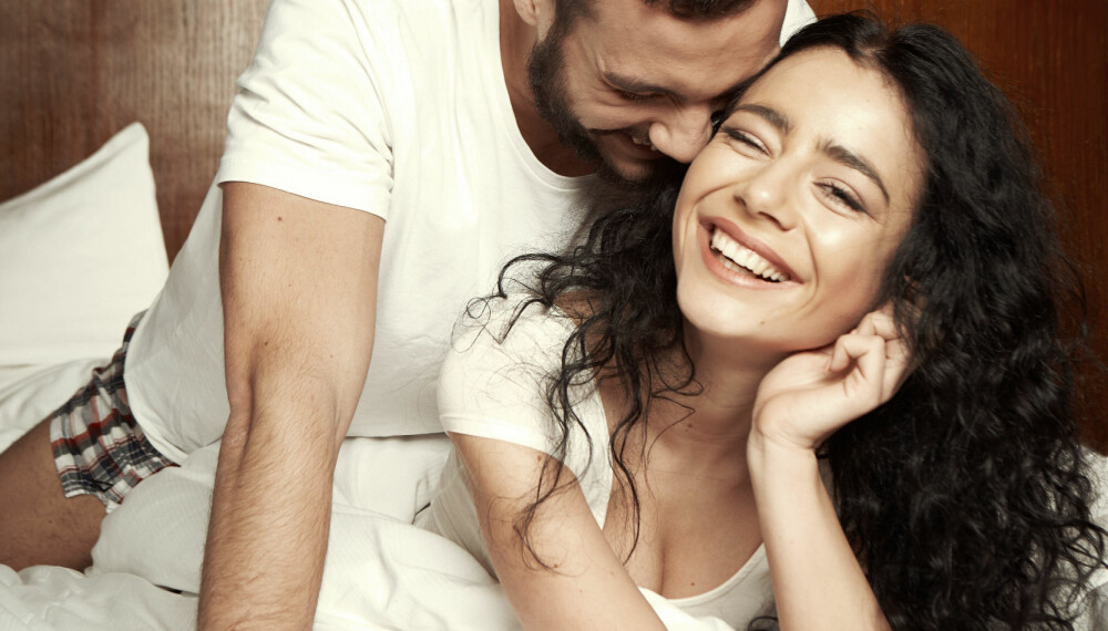 LATTER OG KOS er to viktige ingredienser i et lykkelig forhold.