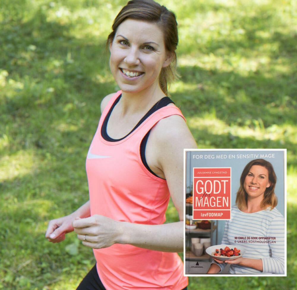 MAGEVENNLIG MAT: Julianne Lyngstad arbeider daglig med pasienter som sliter med mageproblemer.