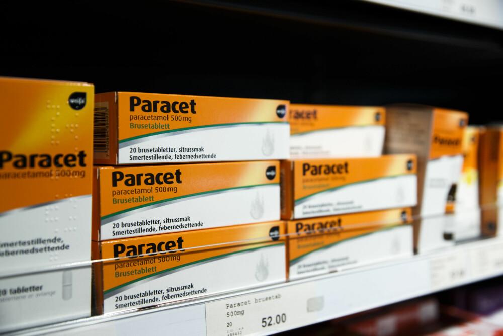 SPEDBARN SOM BLIR EKSPONERT FOR PARACET kan øke risikoen for å utvikle astma.