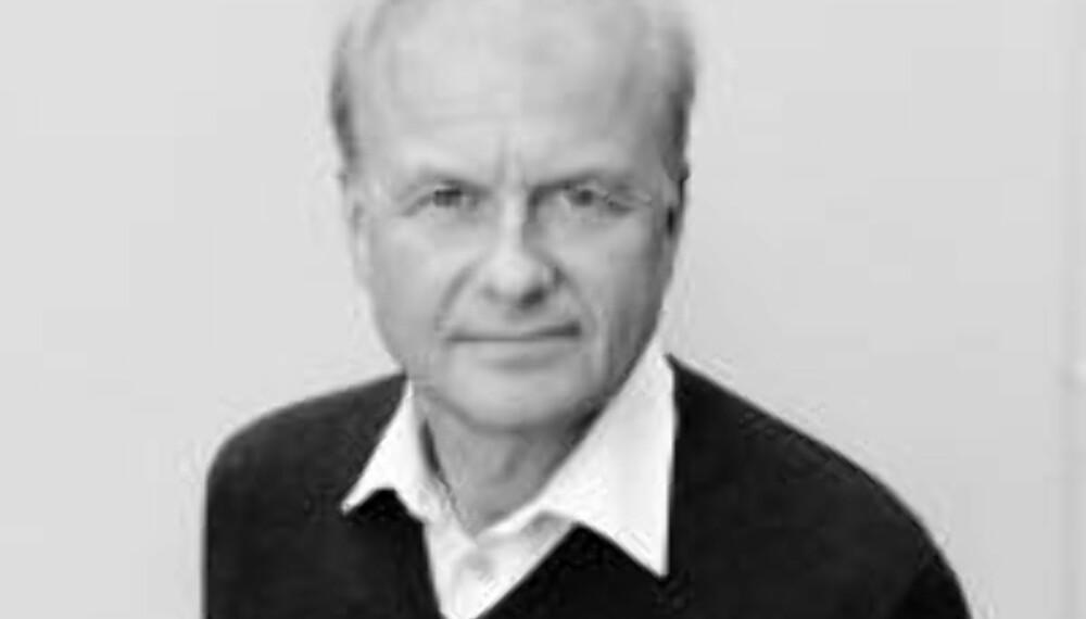 PSYKIATER: Finn Skåredrud er adminstrerende direktør ved Villa SULT.