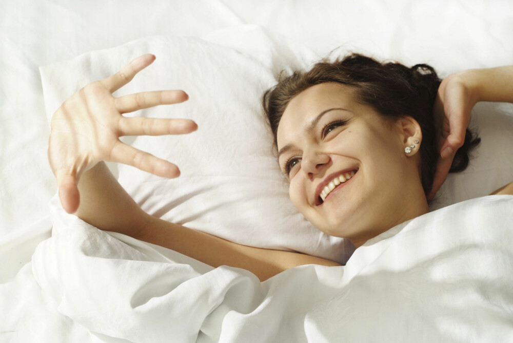 LYKKE: Man blir innmari glad, avslappet og fornøyd av orgasme. Årsaken er at nervecellene fokuserer på en måte de ikke gjør noen gang ellers, og man går inn i en slags transe.