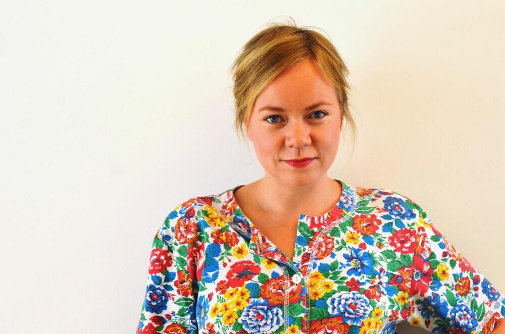 KROPPSHETS: - Foreldre kan være verre forbilder enn en blogger, mener den svenske redaktøren Johanna Dikert ved Radio X3M.