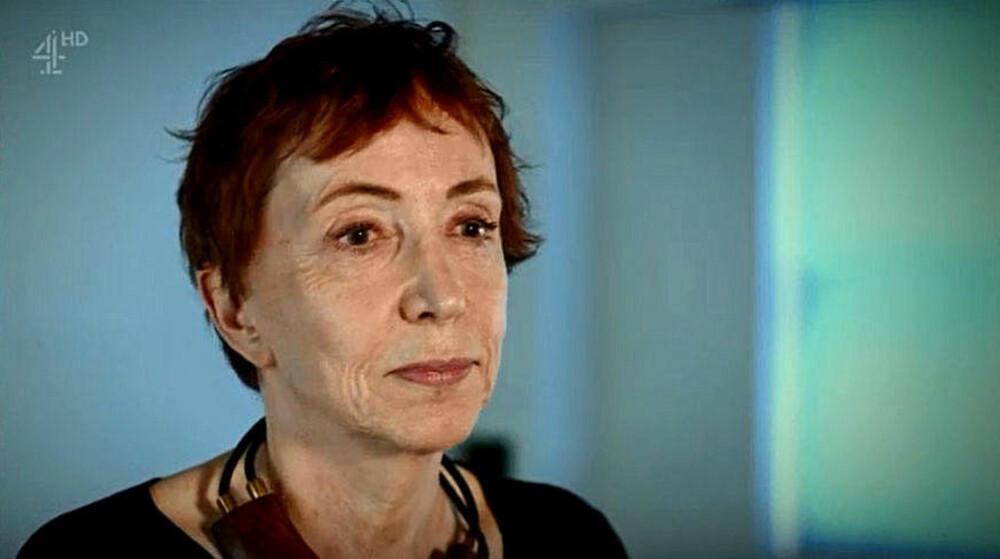 Zipporah Lisle-Mainwaring malte huset sitt stripete da hun kom i krangel med naboen. Nå har hun vært med i dokumentaren Posh Neighbours at War.