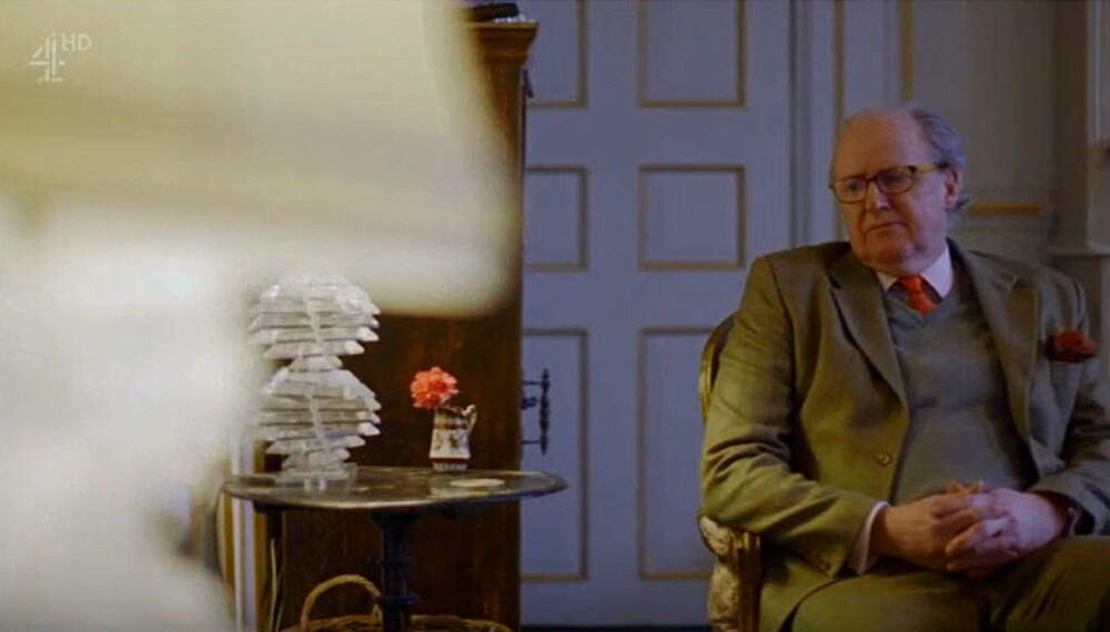 Christopher Gilmour er lei seg fordi naboene ikke liker operafestivalen hans.