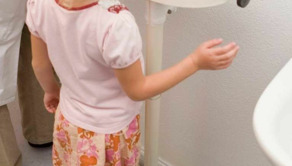 Norske skolebarn blir innkalt til veiing hos helsesøster i 3.klasse og 8.klasse.
