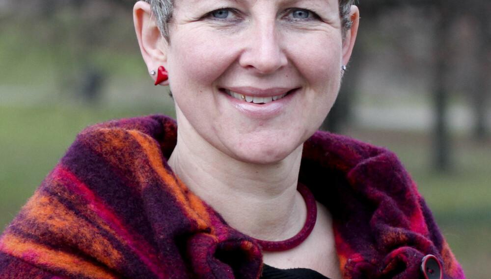 Psykiater Anne Kristine Bergem mener foreldre bør trå varsomt og ikke kommentere på kropp.