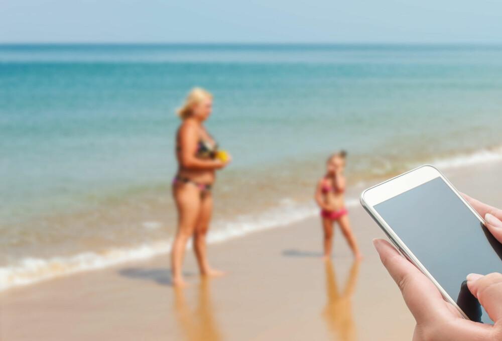 STRANDFOTO: Er det lov å ta bilder av barn på stranda? Vi har snakket med Kripos og Datatilsynet.
