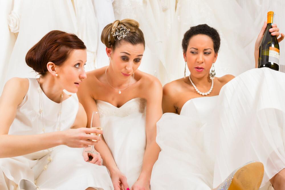 3fd0aa6b Så mye må du regne med å punge ut for bryllup - Aktuelt
