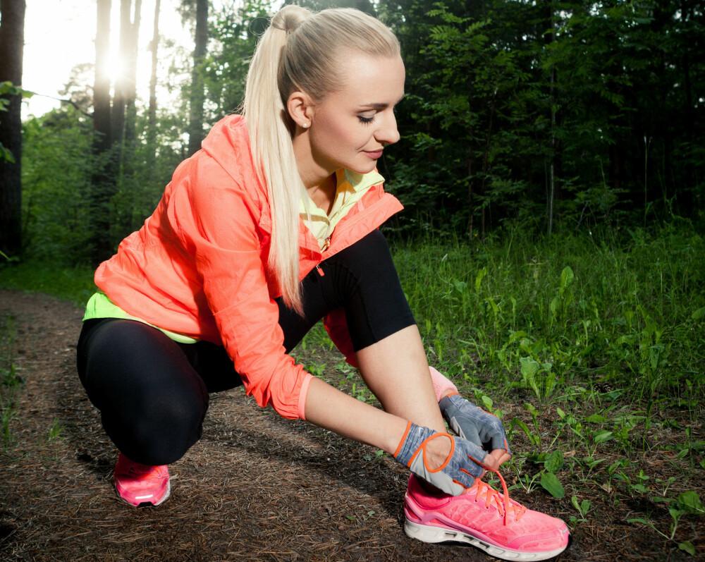 BEVEG KROPPEN: Fysisk aktivitet har flere helsegunstige effekter for både kropp og sinn.