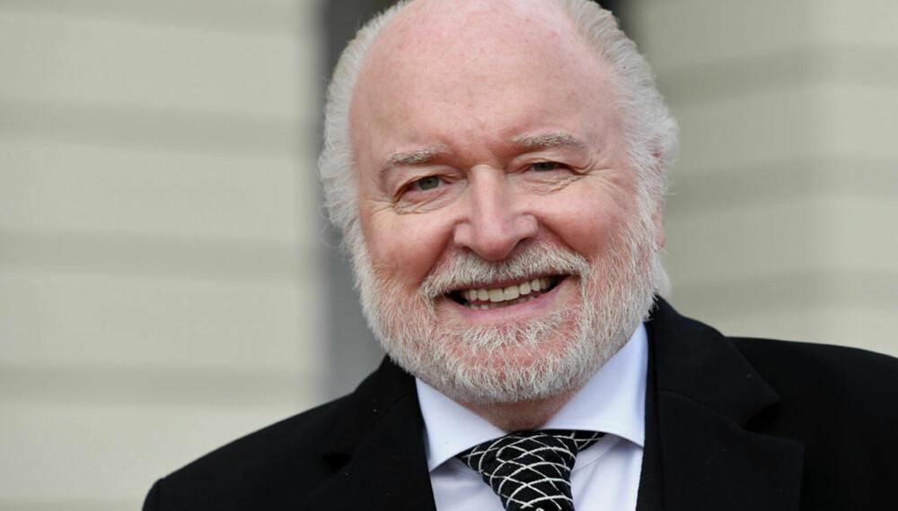 TRYKK FOR STØRRE BILDE. TV 2s kongehusekspert Kjell Arne Totland.