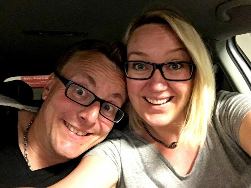 Side2-blogger Marte Frimand Anda og mannen på vei til romantisk date i Oslo.