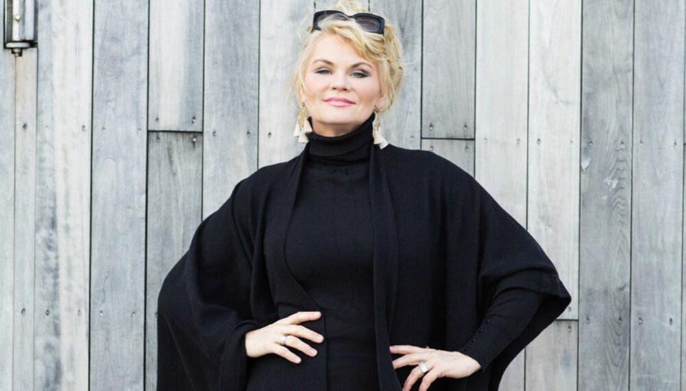 Artist og skuespiller Mia Gundersen.