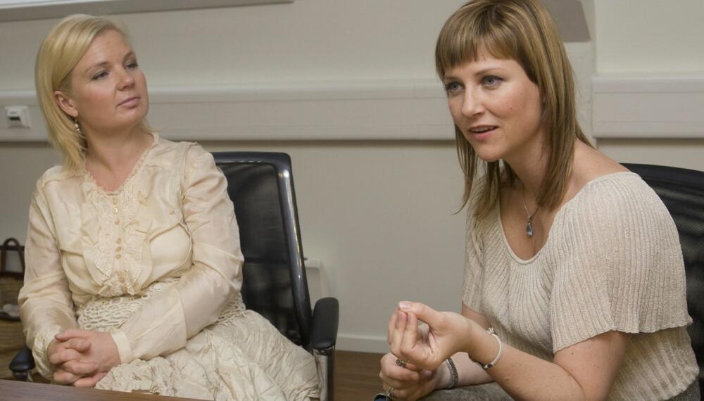 ENGLESKOLE: I 2007 startet prinsesse Märtha Louise (t.h.) og Elisabeth Samnøy Astarte Education som nå heter Soulspring.