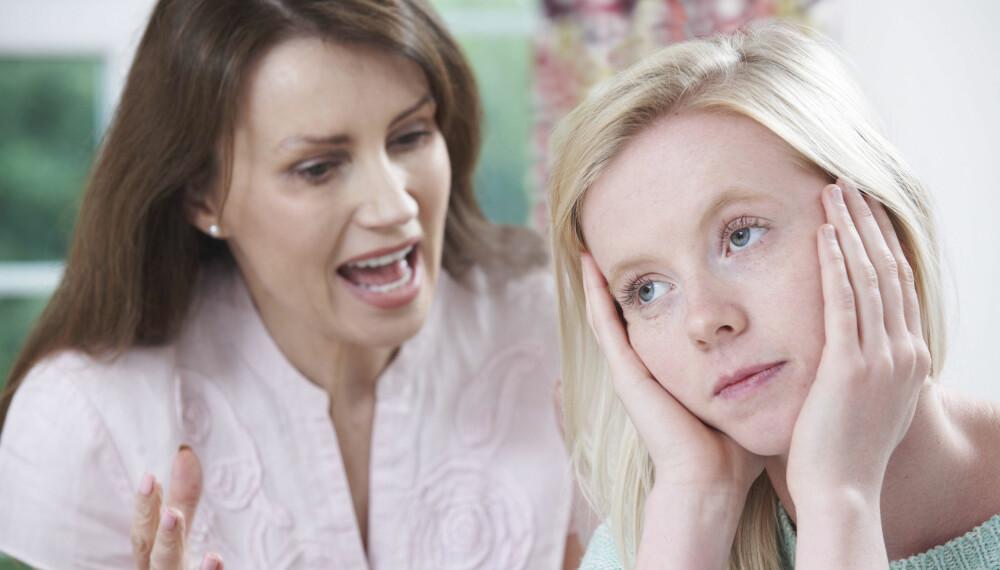 """ØDELEGGER FAMILIEN: - Hun vil lage et helvete hvis hun ikke får det som hun vil, sier Fred Heggen, om temaet """"hvis mor er psykopat"""""""