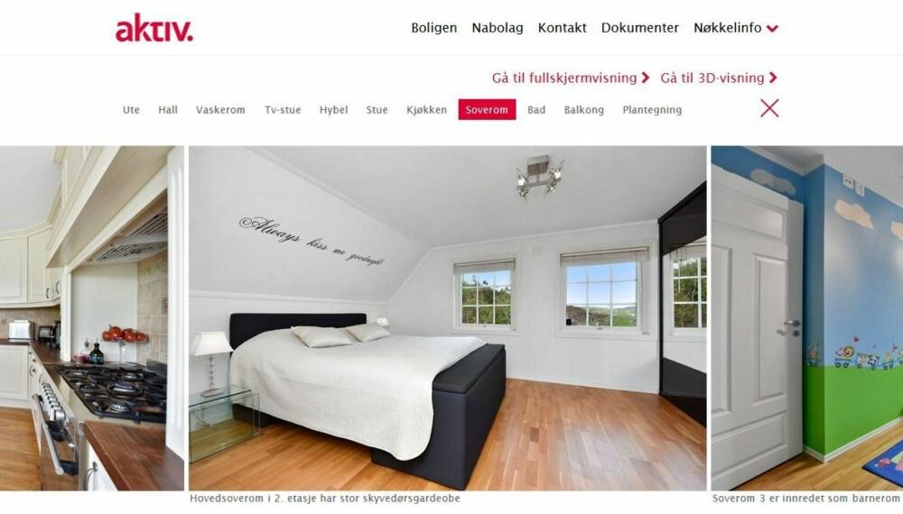 Ari Behn la ut mange bilder av rommene i sitt nye hjem på Instagram, men så fjernet han dem.