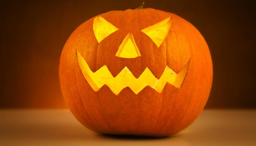 Gresskar er en viktig del av halloween-feiringen.