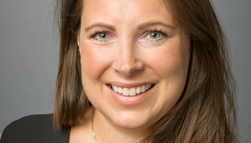 Charlotte Gogstad, talksperson for Expedia Norge.