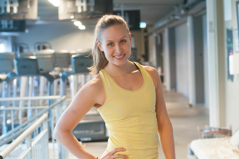 GODE TIPS: Ernæringsrådgiver Silje Bjørnstad har mange gode tips når det kommer til hvordan du både kan spise sunt og spare penger.