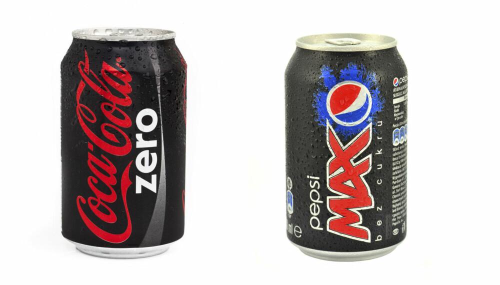 9471f838 Vet du egentlig forskjellen på Pepsi og Coca-Cola? - Helse