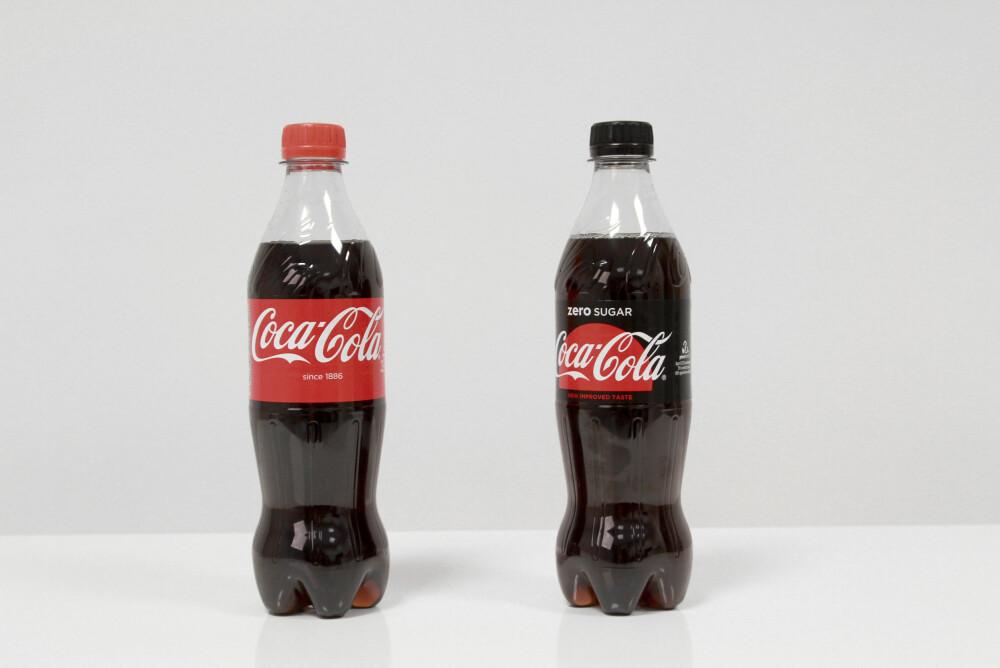 df2ec962 Her er vår dom over nyheten fra Coca-Cola - Underholdning