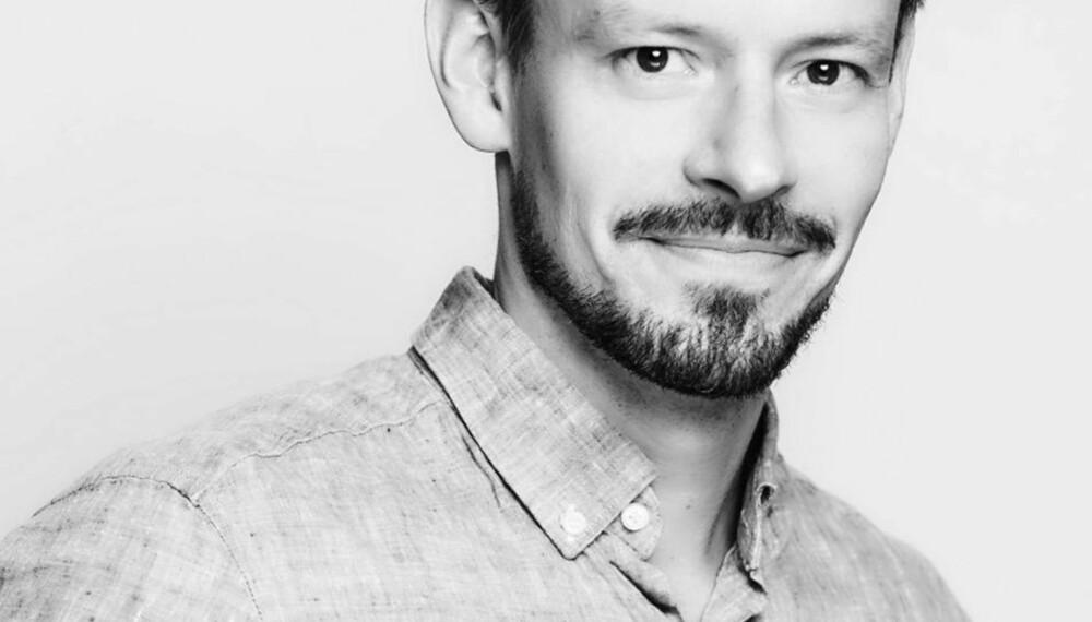 Sexolog og psykiatrisk sykepleier Anders Røyneberg i Sex og samfunn.