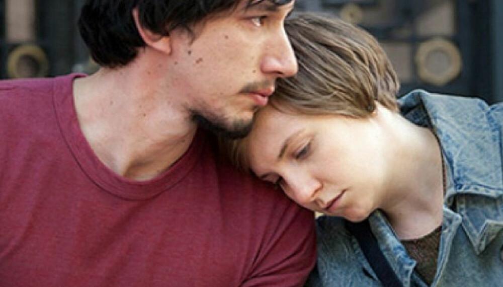 Adam og Hannah.