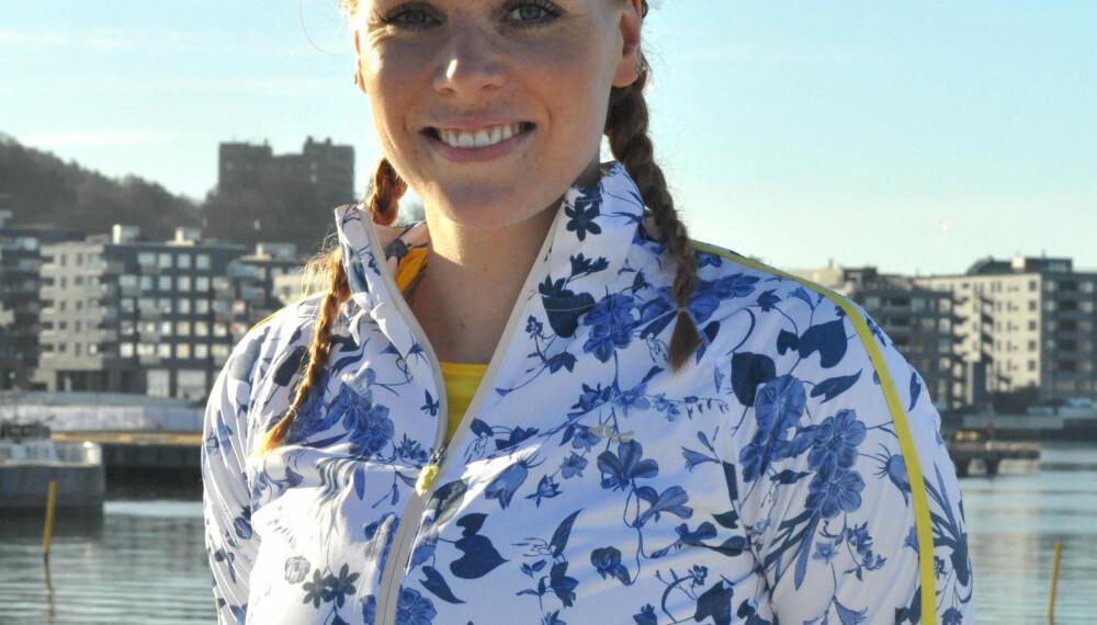 Amalie Constance Tefre Skage, personlig trener og instruktør.