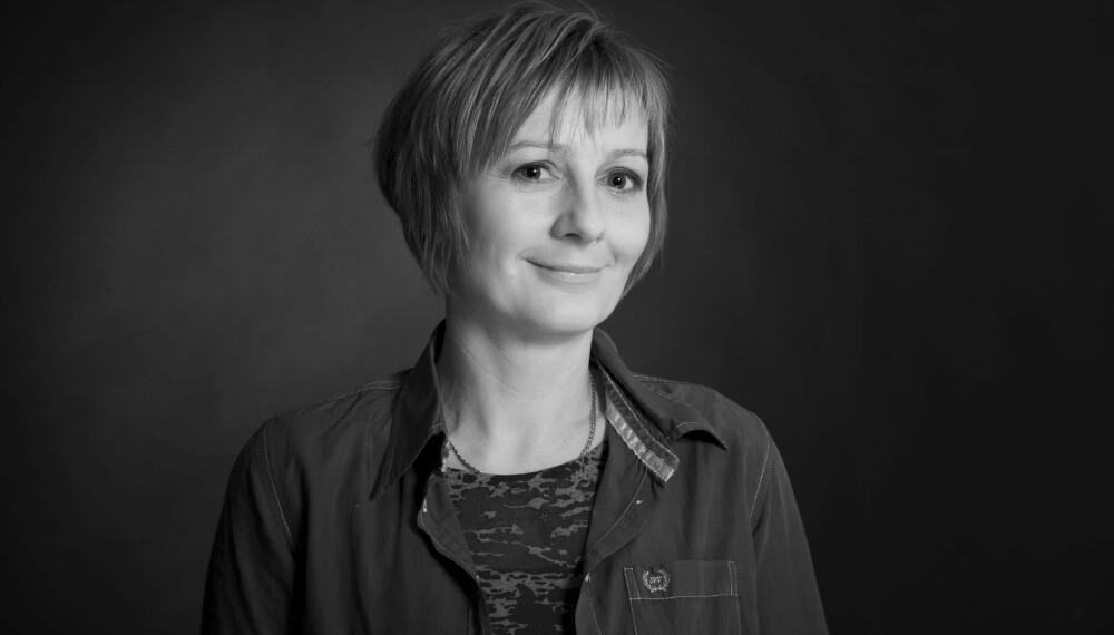 Farmasøyt Monika Andersen.