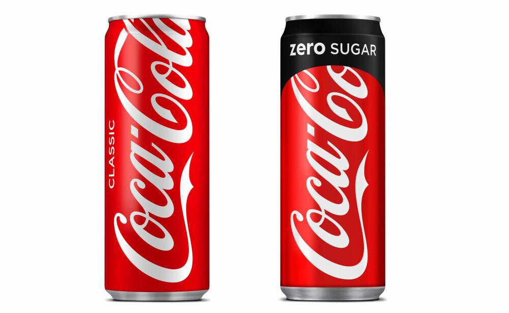 b62a4815 Coca-Cola med ny brusboks i Norge - Underholdning