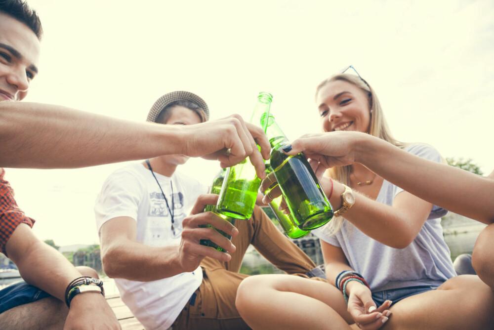 Ungdom utsetter alkoholbruken, og er mer opptatt av å være sunne enn tidligere.