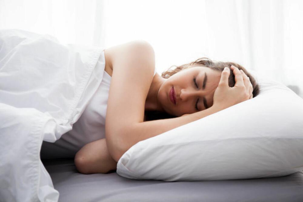 Å ikke få nok søvn, kan påvirke kroppen din negativt. Blant annet kan det gjøre at du er mer utsatt for enkelte sykdommer.