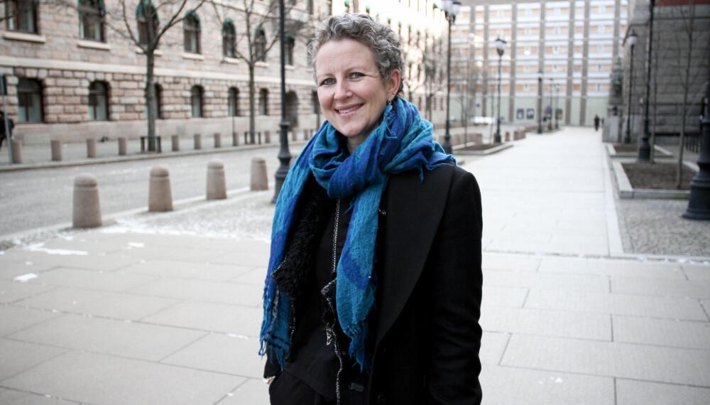 Psykiater Anne Kristine Bergem.