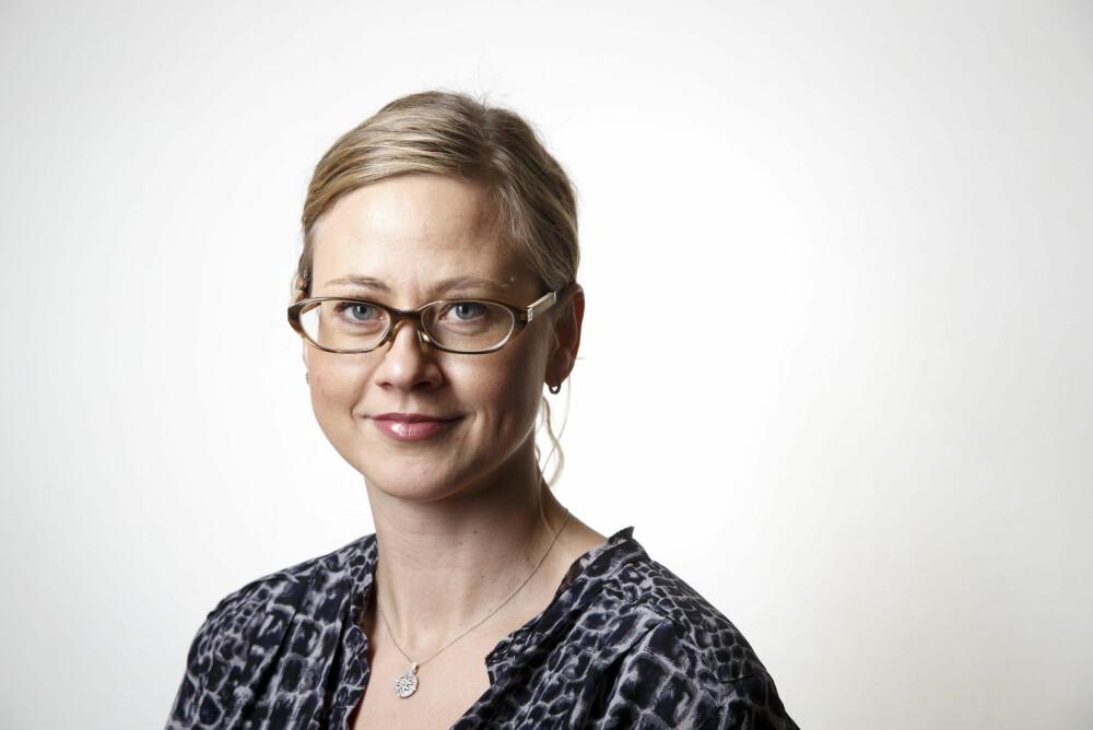 Overlege Margrethe Greve-Isdahl ved Folkehelseinstituttet.