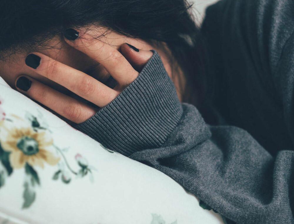 21 prosent av jenter i alderen av 17 til 21 sier at de aldri onanerer.