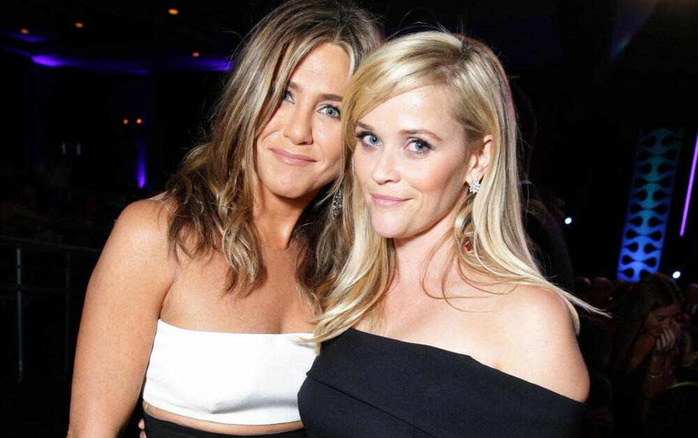 Reese Witherspoon har vært å se i HBO-serien Big Little Lies. Nå skal hun spille med Jennifer Aniston i en ny TV-serie.