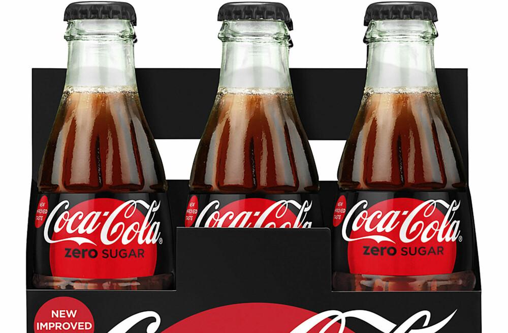 dd2562ce Derfor smaker Coca-Cola Light og Coca-Cola Zero ulikt - Aktuelt