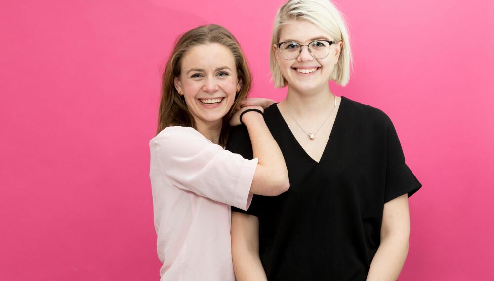 Nina Brochmann og Ellen Støkken Dahl har skrevet Gleden med Skjeden..