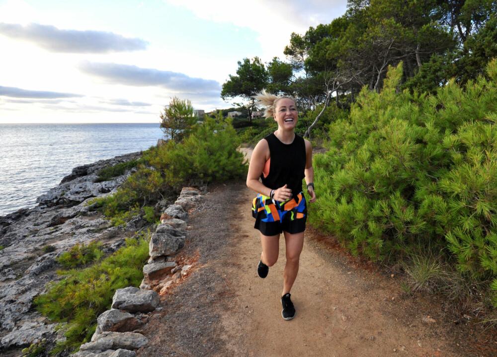 Treningsinstruktør Stine Hartmann deler sine beste tips til hvordan hun blir motivert til å trene.