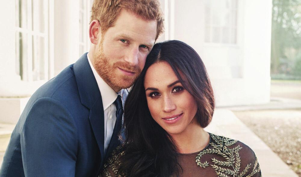 Prins Harry og Meghan Markle skal gifte seg i mai. De har også invitert Spice Girls til bryllupet sitt. Her fra deres offisielle bryllupsbilder.