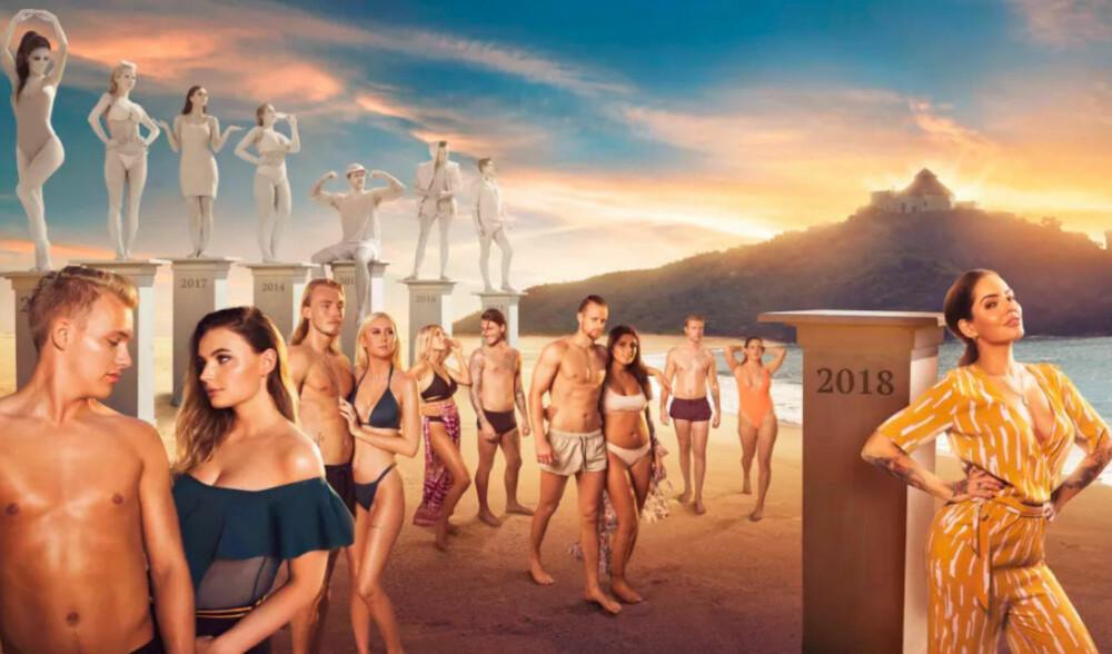 Her er det første bildet av årets deltakere i Paradise Hotel.