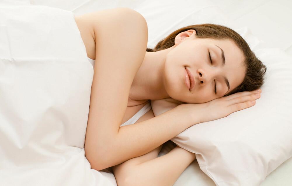 Å SOVE FOR LENGE: Å sove for lenge, kan gjøre at du føler deg groggy.