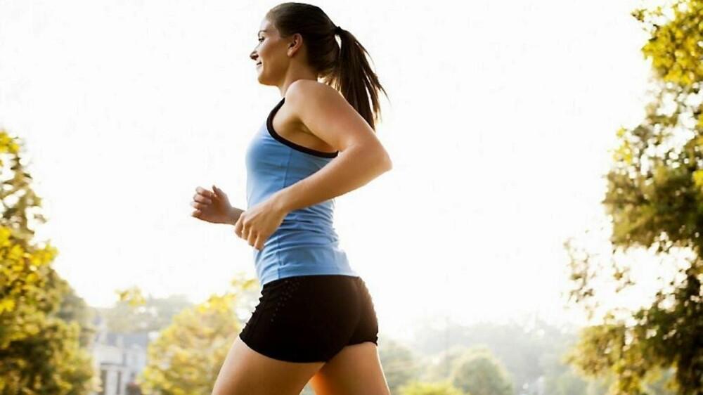 GOD TRENING: De riktige løpeøktene kan hjelpe deg å øke spensten din.