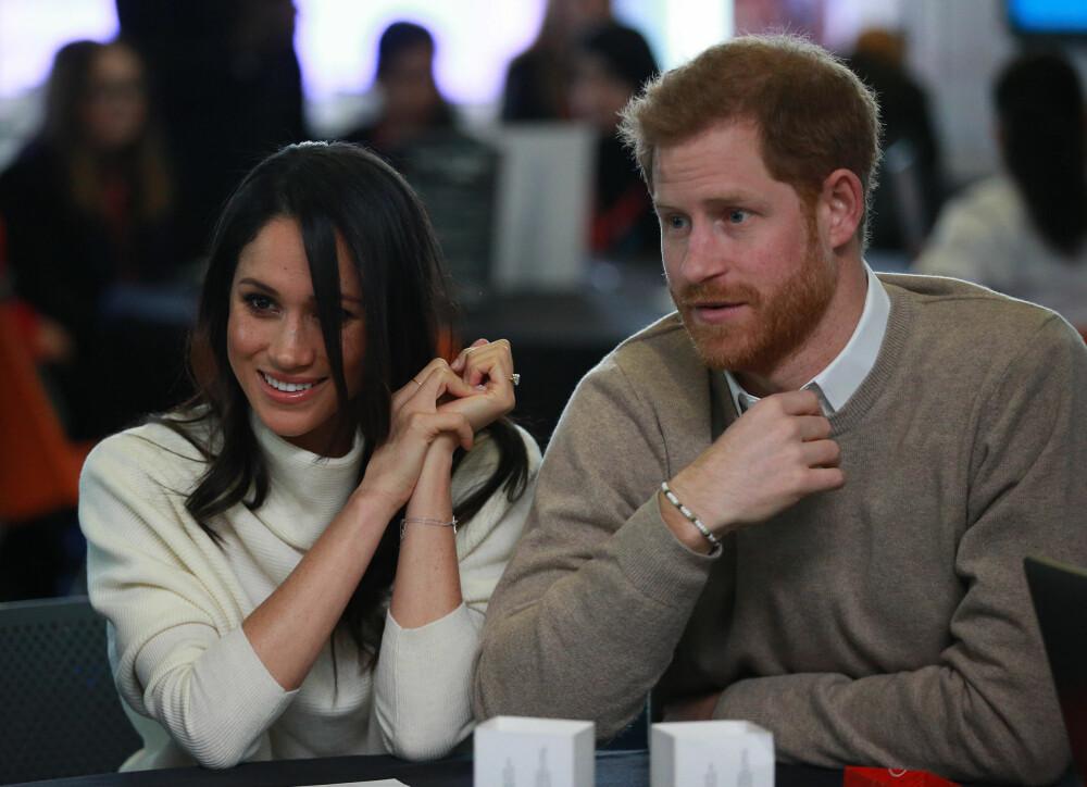 62795e9545d6 Prins Harry inviterer eksene i bryllupet - Underholdning