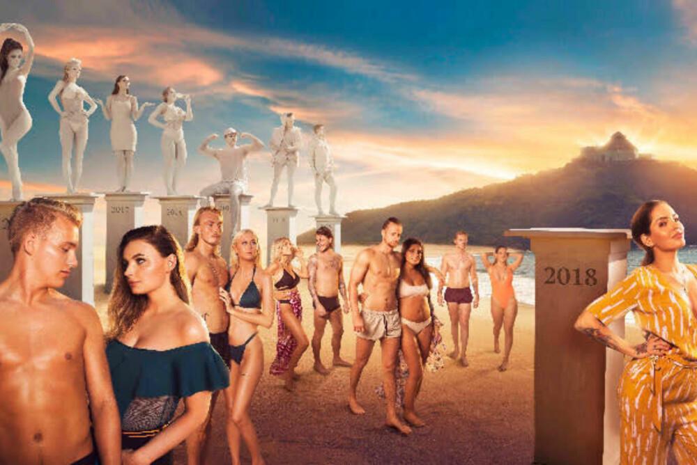 Paradise Hotel er nominert til beste konkurransedreven reality.