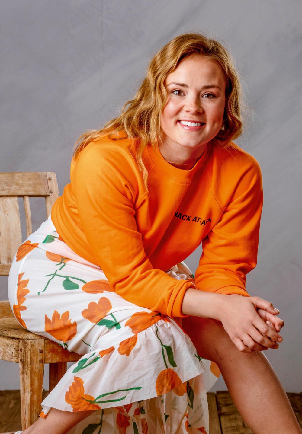 Helene Olafsen er en av finalistene til Publikumsprisen.