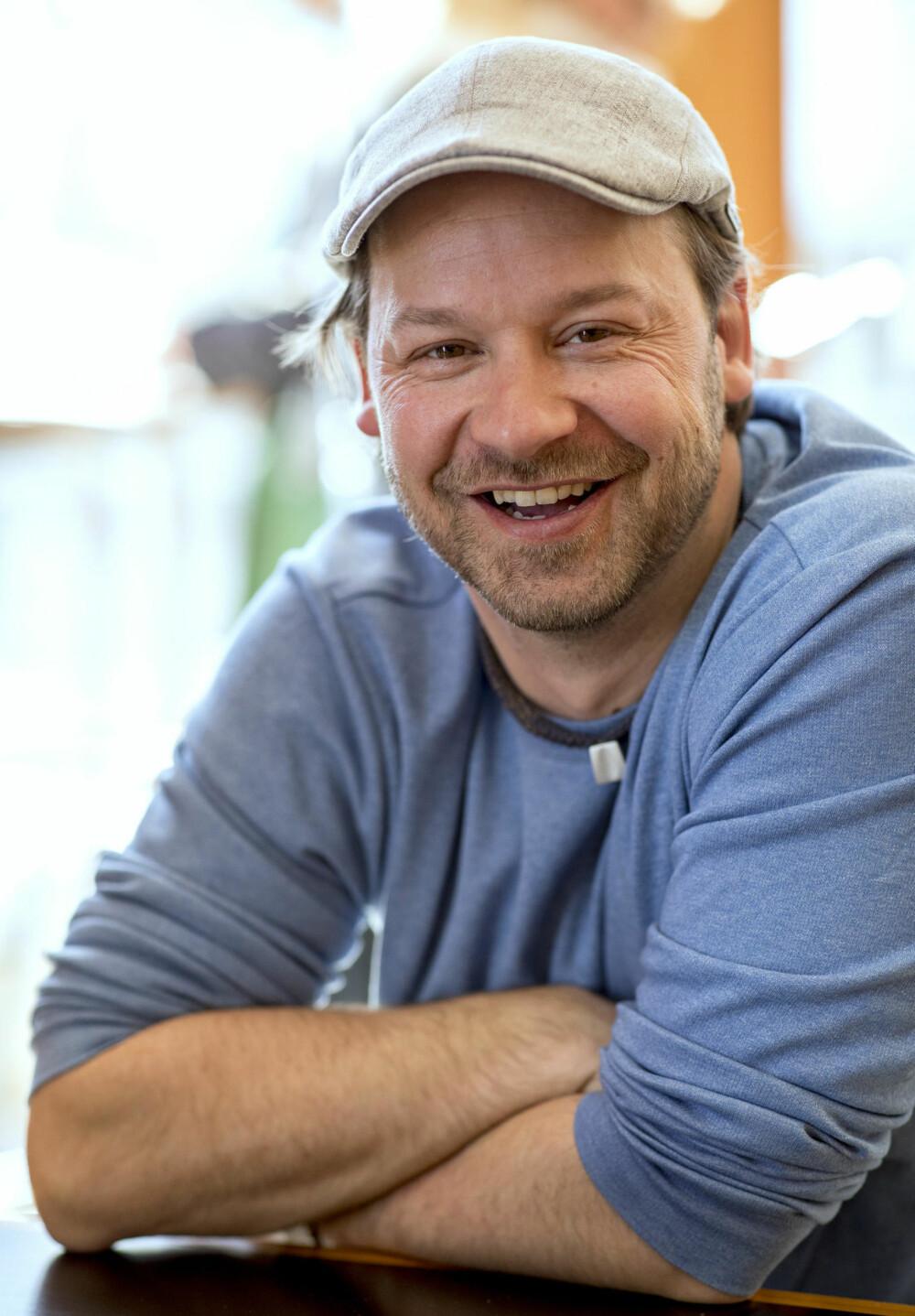 Petter Nyquist er en av finalistene til Publikumsprisen.