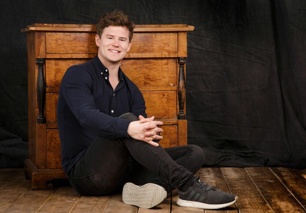 Nicolay Ramm er en av finalistene til Publikumsprisen.