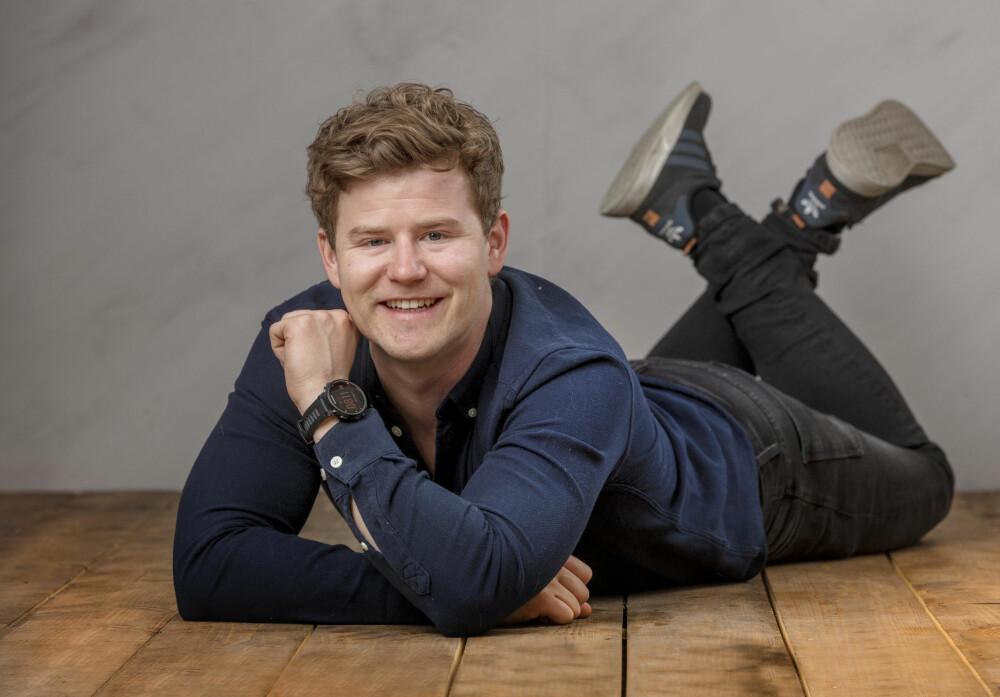 TV-TALENT: Nicolay Ramm er nominert til Publikumsprisen under Gullruten.